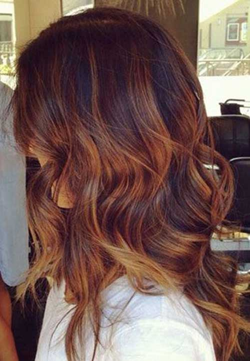 Hair Colour Ideas for Dark Hair-13