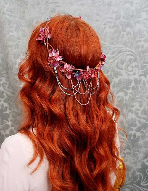 Hairstyles with Accessories-13
