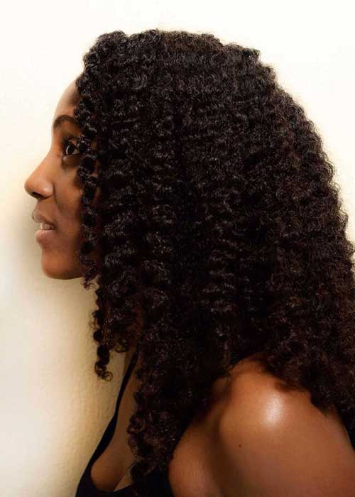 Long Natural Curly Hairstyles-14