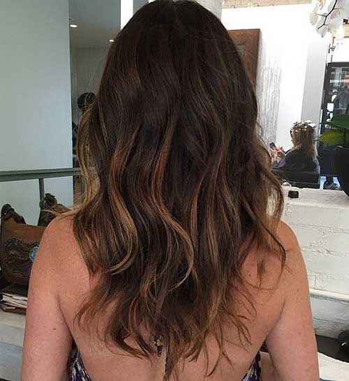 Hair Colour Ideas for Dark Hair-15