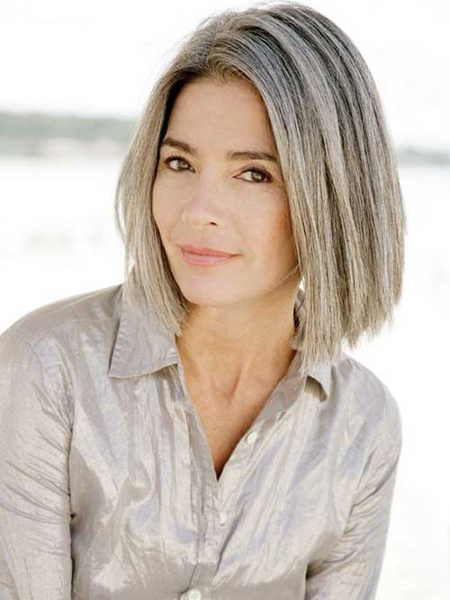 Hairstyles for Older Women-15