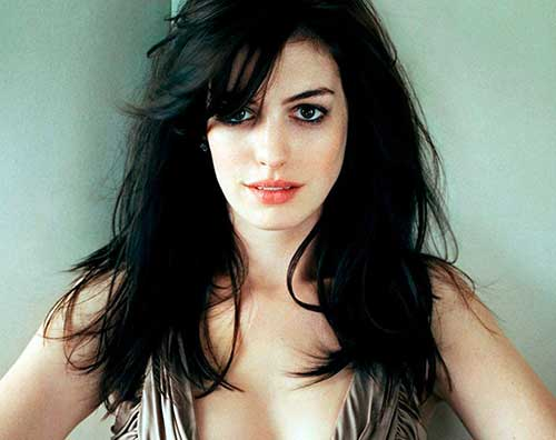 Celebrity Hairstyles with Bangs-17