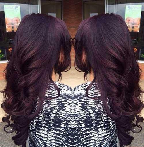 25+ Hair Colour Ideas for Dark Hair | Hairstyles and Haircuts ...