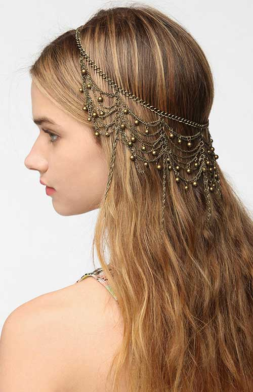 20 Beautiful Hairstyles For Party Hairstyles And
