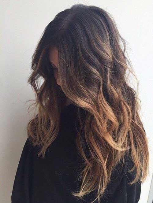 Hair Colour Ideas for Dark Hair-21