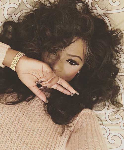Black Women Long Hair-22