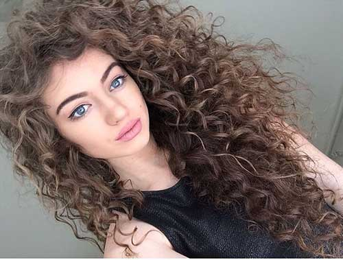 Long Layered Curly Haircuts-23