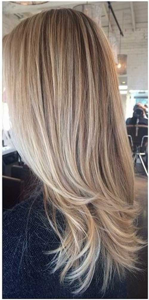25 Haircuts For Long Blonde Hair Hairstyles And