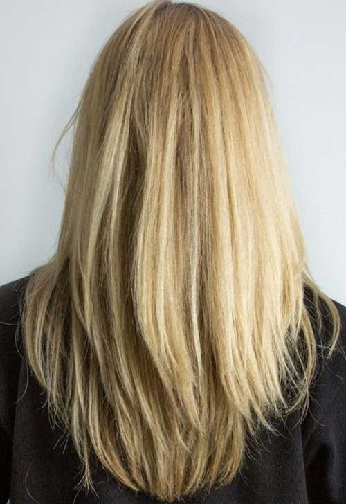 Medium Long Hair Styles-31