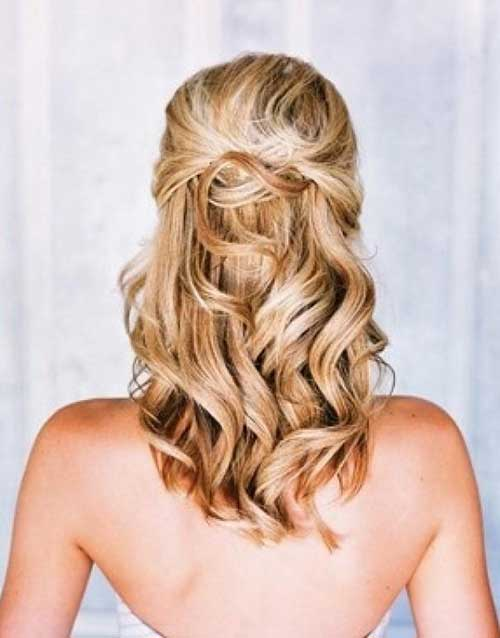 Medium Long Hair Styles-32