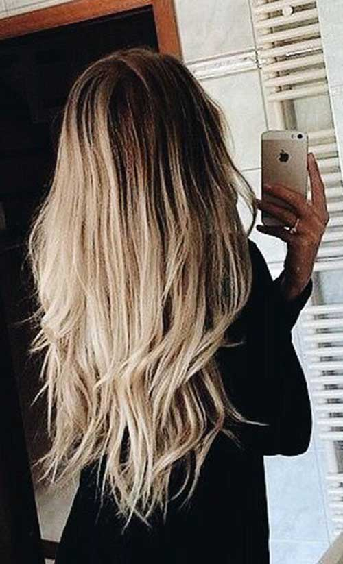 Long Layered Hair Styles-33