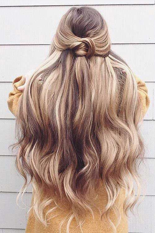 Hairstyles for Long Hair-49