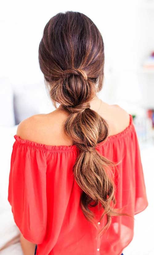 Hairstyles for Long Hair-6