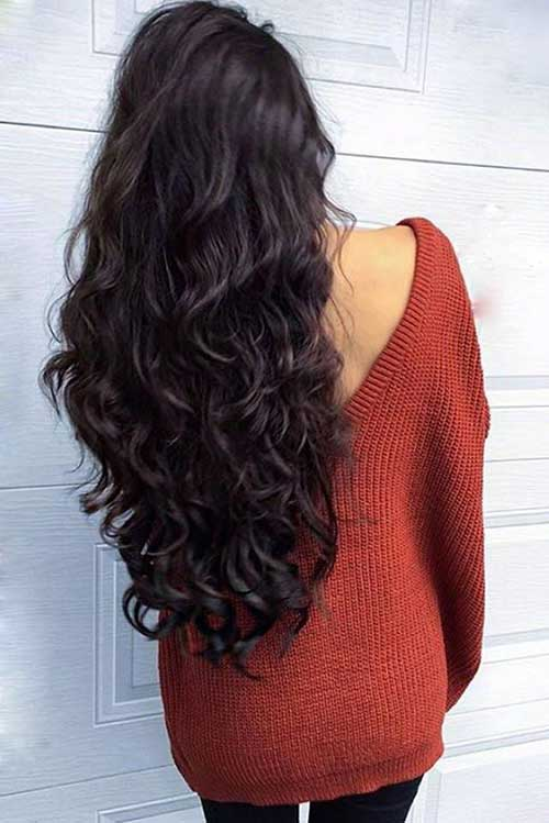 Hair Colour Ideas for Dark Hair-7