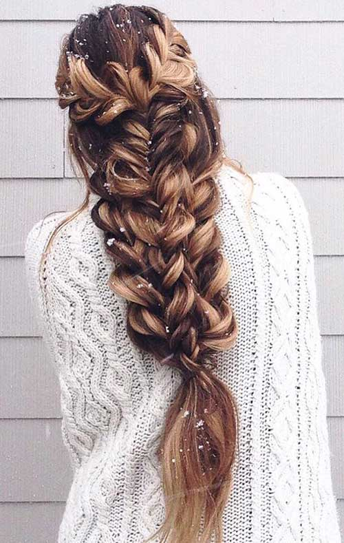 Hairstyles for Long Hair-8