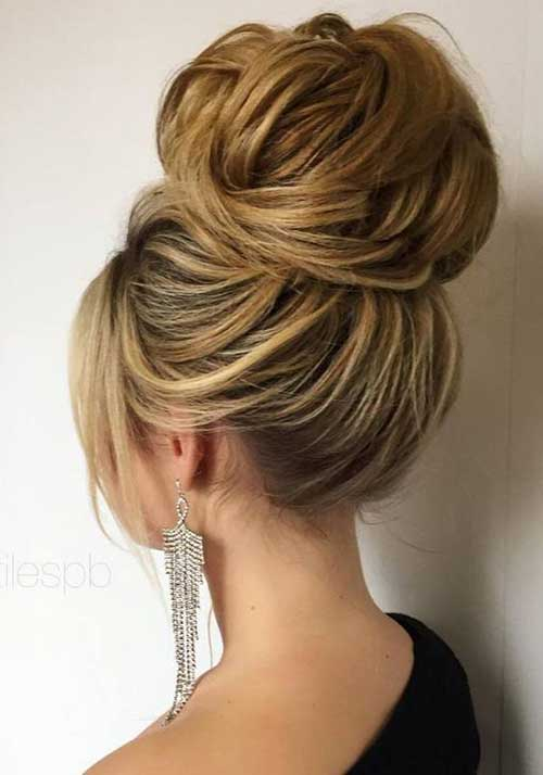 Wedding Hair Buns-8