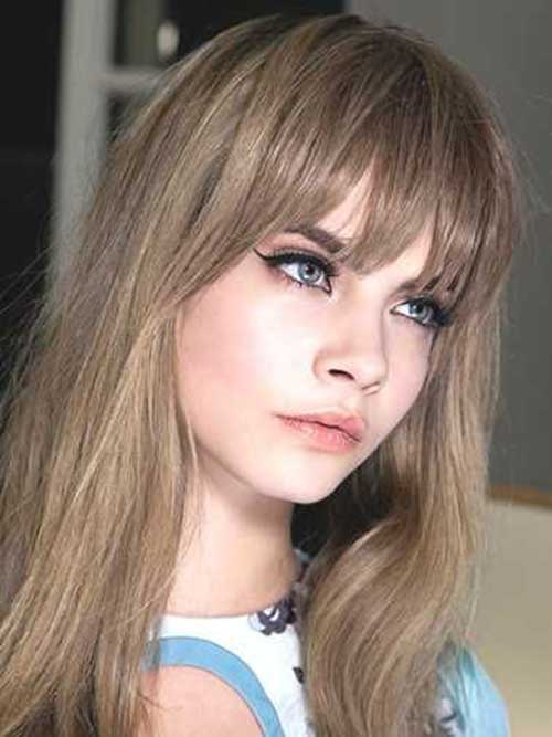 haircuts with bangs 20 hairstyles with bangs 2015 2016 hairstyles 4827