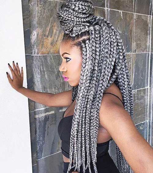 African Braids Style