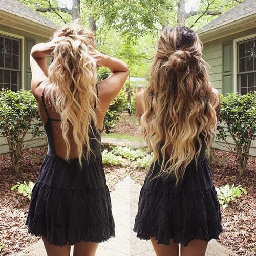 60+ Best Long Hair Styles