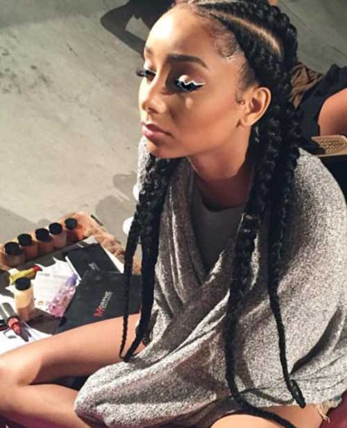 Braids for African Hair