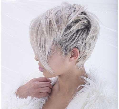 Funky Hair Cut
