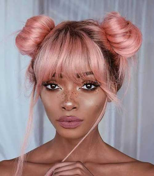 Make a Huge Difference with These Hair Colors