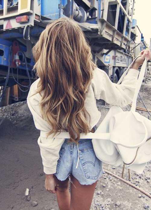 Layered Haircuts Long Hair