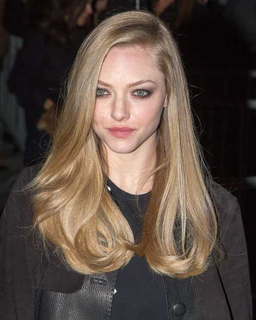 Long Blonde Haircut