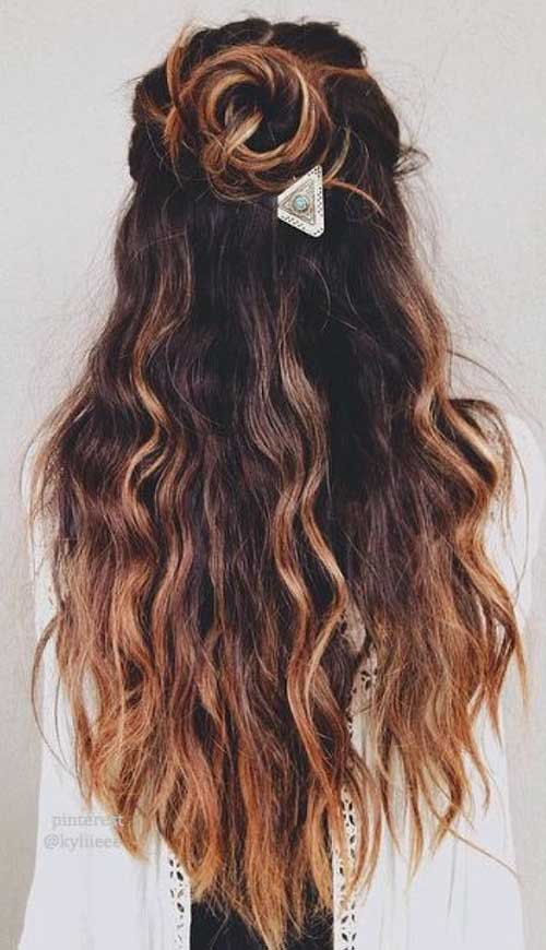 Long Hair Cut Styles
