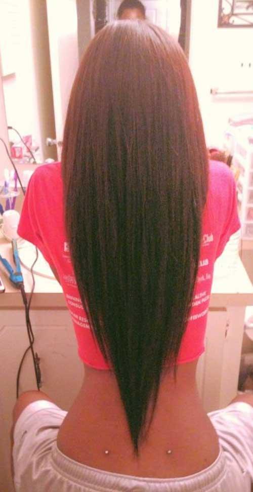 Long Hair Layered Hairstyles