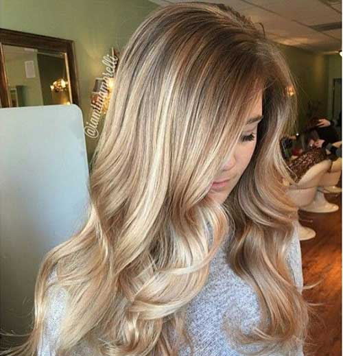 25+ Haircuts for Long Blonde Hair