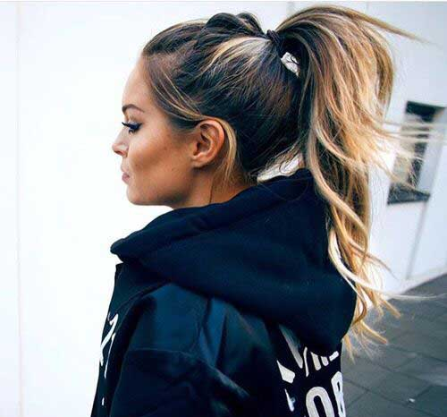 Latest Ponytail Hairdos You will Love