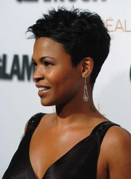 15+ Nia Long Pixie Cuts