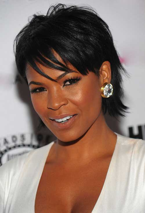 Nia Long Pixie Haircuts