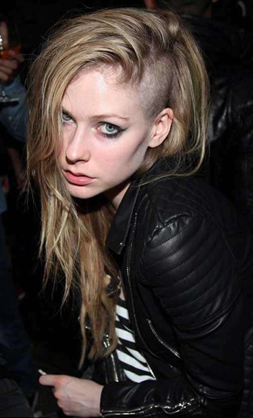 Punk Rock Haircuts