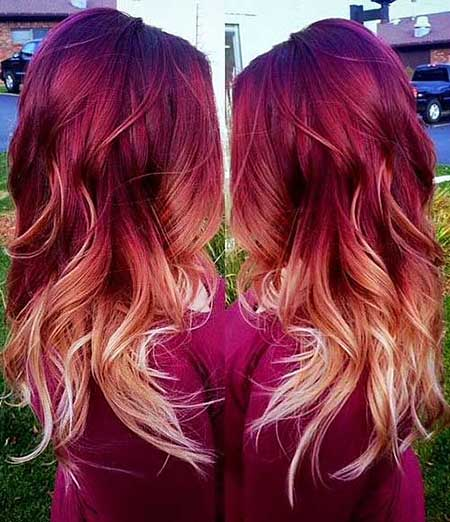 30 Totally Attractive Ombre Hair Color Ideas