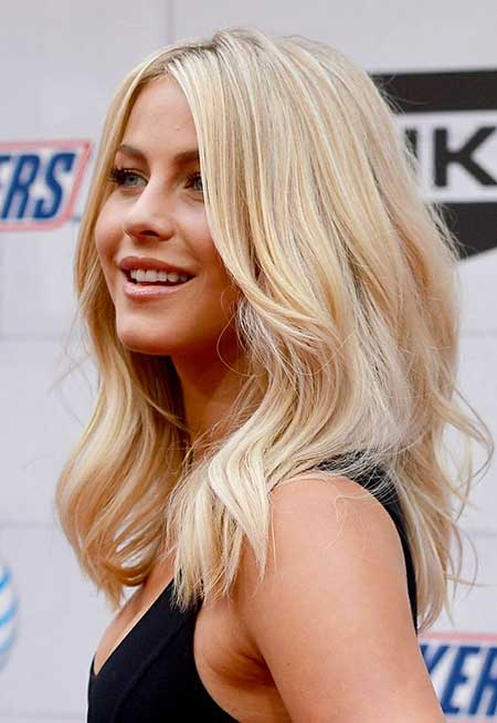 34 Inspiring Blonde Mid Length Hairstyles Hairstyles And