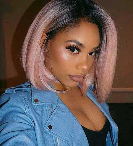hair dye styles for black hair 30 hair color ideas for black hairstyles 1107