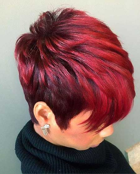 Hairstyles 2016 Hair Colors And Haircuts: 30 Hair Color Ideas For Black Women
