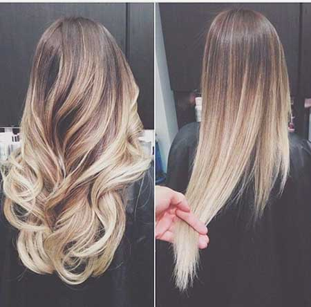 30 Pics Of Balayage Ombre Long Hairstyles Hairstyles And Haircuts