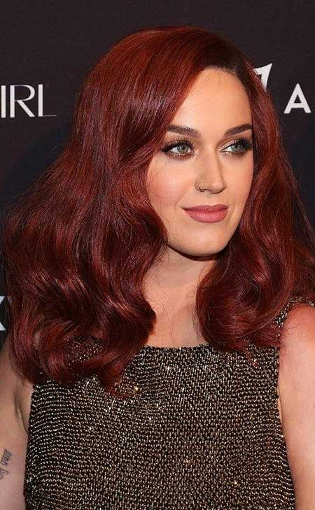 16 Amazing Burgundy Chestnut Hair Color Ideas Hairstyles