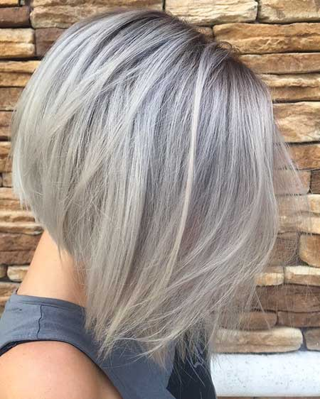 Must-See 25+ Pics of Gray Haircuts