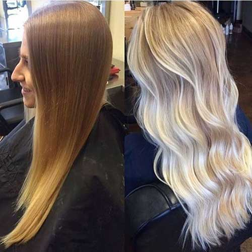 Prettiest Blonde Hairstyles for Ladies