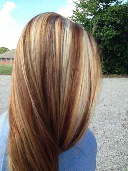 Blonde Caramel Highlights Hair Highlights And Lowlights