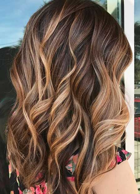 Highlights Ideas Highlights In Hair, Balayage, Brown Hair