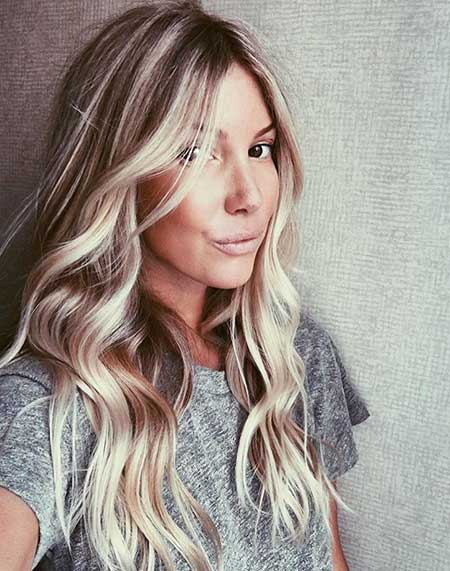 Blonde Surfer Hair Blonde Hair, Balayage, Ombre