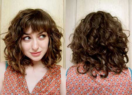 Short Curly Haircuts Curly Bob Hairstyles, Curly Hairstyles