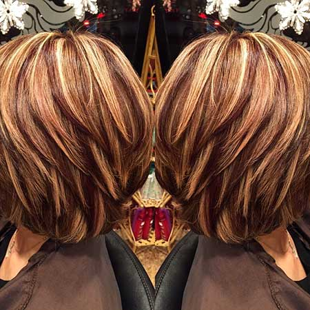 Dimensional Highlights Color Cabello, Highlights, Balayage