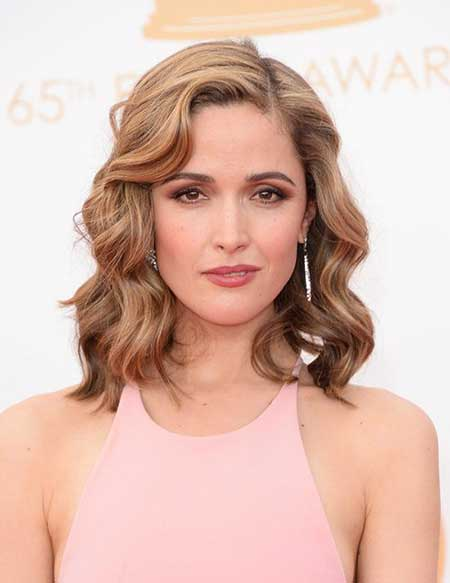 Dance Hairstyles formal Hairstyles, Rose Byrne, Medium