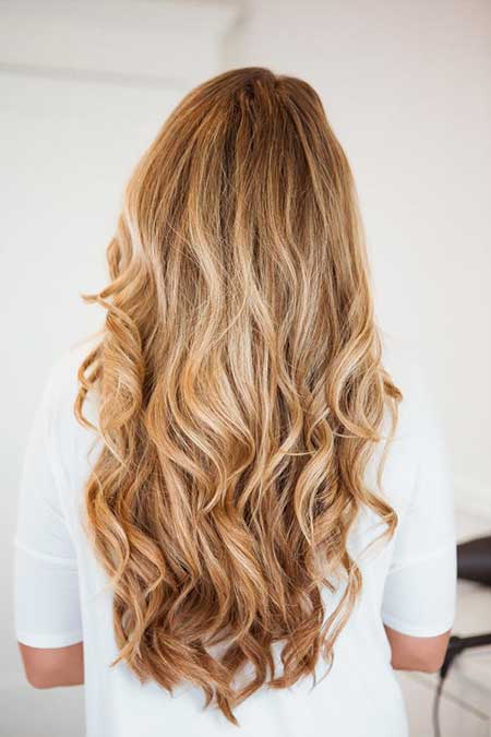 Big Waves Hairstyle Loose Curls Hairstyles, Balayage, Ombre, Degradé,